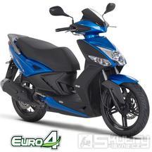 Kymco Agility City+ 125i CBS E4 model 2020 - barva modrá