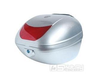 Kufr Baotian střední velikost - barva dílu stříbrná