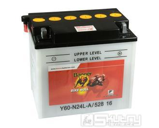 Olověná baterie Banner Y60-N24L-A