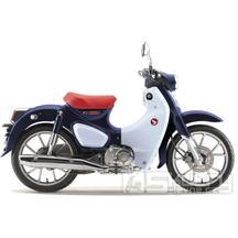 Honda Super Cub C125 ABS - barva modrá