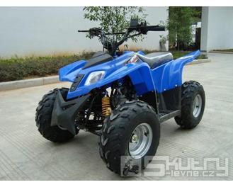 Transformer 110 ccm - barva modrá