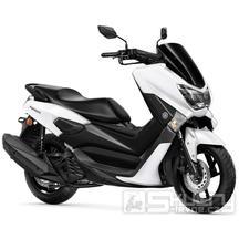 Yamaha NMAX 125 - barva bílá