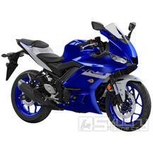 Yamaha R3 - barva modrá