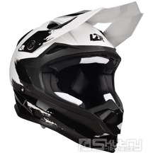 Přilba Lazer OR-1 Ripper White/Black
