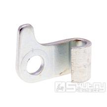 Držák spojkového lanka pro motor Derbi EBE, EBS a D50B0