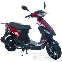 Motorro Digita 50 4T (Speedjet 50) EURO 5 - barva červená
