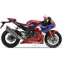 Honda CBR1000RR-R Fireblade SP - barva červená