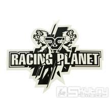 Nálepka Racing-Planet - černá