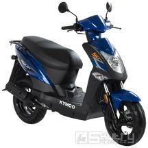 Kymco Agility 50 4T E5 - barva modrá