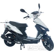 Motorro Digita 50 4T (Speedjet 50) EURO 5 - barva bílá