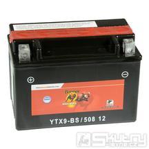 Gelová baterie Banner YTX9-BS