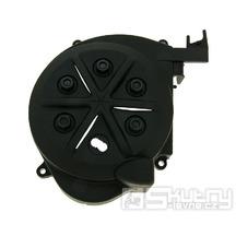 Kryt magneta dobíjení černý - Piaggio 50ccm LC