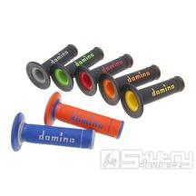 Gripy Domino A190 Off-Road v různých barevných provedeních o délce 118mm