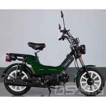 Moped MPKorado Supermaxi 50ccm EFI - barva zelená