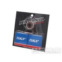 Sada ložisek klikové hřídele SKF C4 se železnou klecí pro motor Minarelli AM6