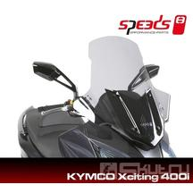 Plexi štít Speeds - KYMCO Xciting 400i