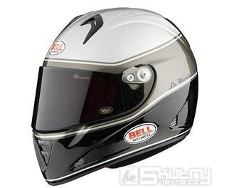 Přilba Bell M5X Le Mans - velikost XS, barva bílá/černá