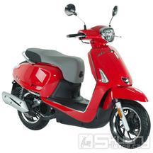 Kymco Like II 125i CBS + bonus 3000Kč* - barva červená