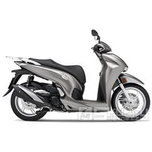 Honda SH 350i E5 Smart top box - barva stříbrná