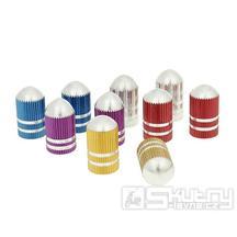 Čepičky ventilků bullet - různé barevné provedení