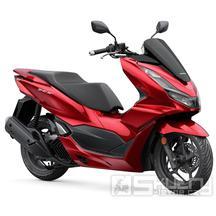 Honda PCX 125 ABS E5 - barva červená