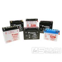 Baterie Yuasa pro skútry, motocykly a čtyřkolky