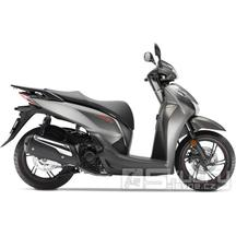 Honda SH 300i + Smart top Box - barva stříbrná matná
