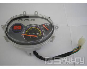 Kompletní tachometr včetně elektriky Cyborg Ace 50