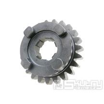 Ozubené kolo 5. rychlostního stupně výstupní hřídele s 23 zuby pro motor Derbi D50B0