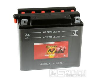 Olověná baterie Banner YB16HL-A-CX